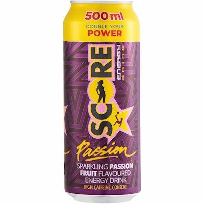 SCORE ENERGY PASSION 500ML