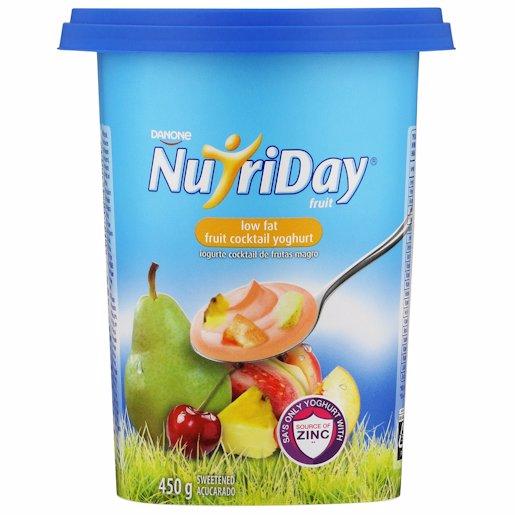 NUTRIDAY LF FRT FR COCKTAIL 12 450GR