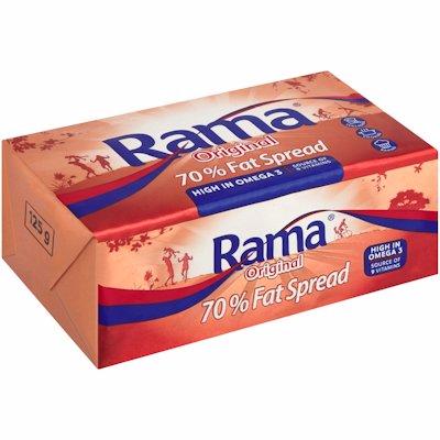 RAMA F/SPRD 70% ORIGINAL 125ML