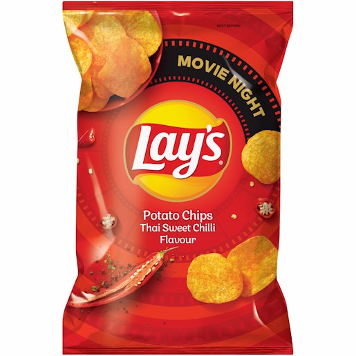LAYS THAI SWT CHILLI 120GR