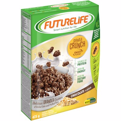 FUTURELIFE CRUNCH CHOCOLATE FLAVOUR 425G