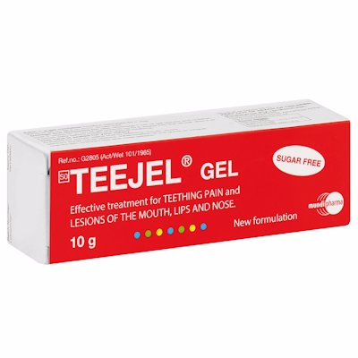 TEEJEL GEL 10G