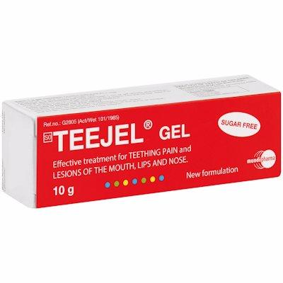 TEEJEL GEL 10GR