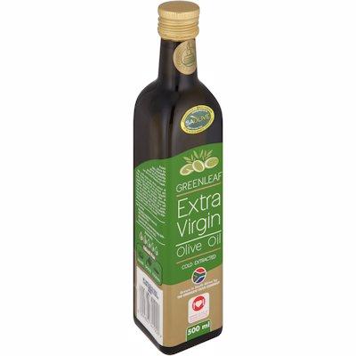 GREENLEAF EXTRA VIRGIN OLIVE OIL 500ML