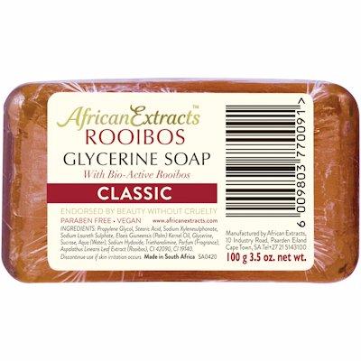 ROOIBOS SOAP GLYCERINE 100GR