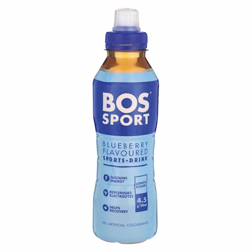 BOS SPORTS BLUEBERRY 500ML