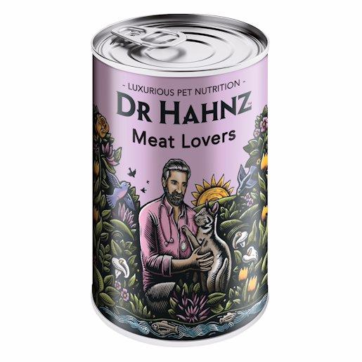 DR HAHNZ CAT MEATLOVER 415GR