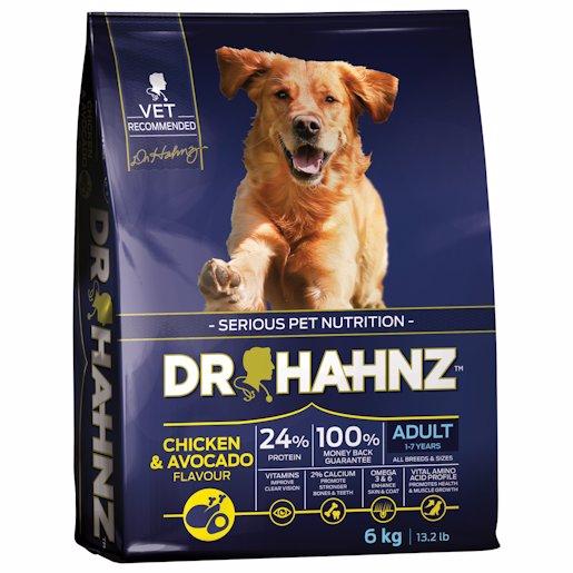 DR HAHNZ ADULT CHICKEN 6KG