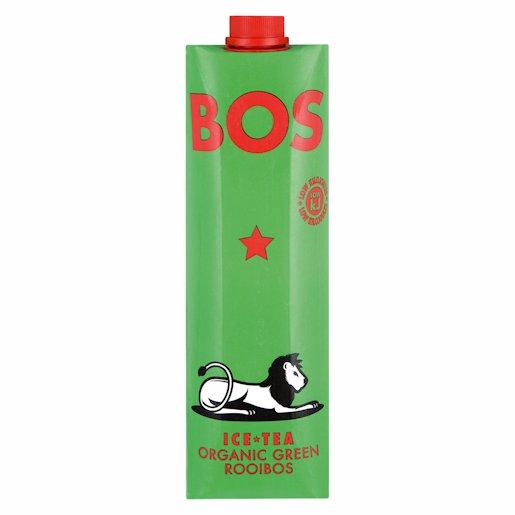 BOS GREEN ROOIBOS TEA 1LT