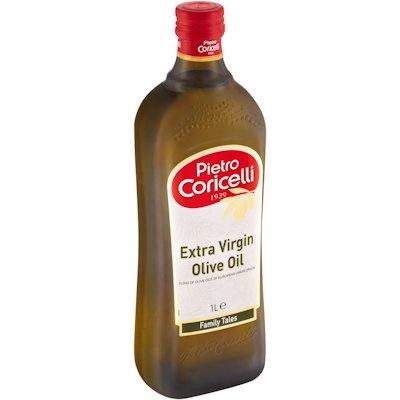 P/CORICELLI O/OIL X/VIRG 1L