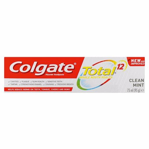 COLGATE T/P TOT CLN MINT 75ML