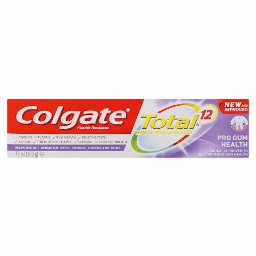 COLGATE T/P TOT PRO GUM 75ML