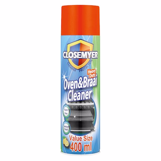CLOSEMYER CLEANER OVEN/BR 400ML