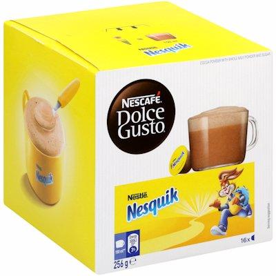 DOLCE GUSTO NESQUIK 256GR