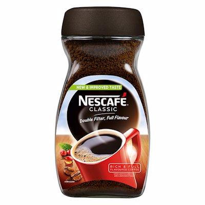 NESCAFE CLASSIC INSTANT COFFEE 100G