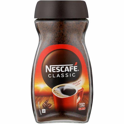 NESCAFE CLASSIC COFFEE 200GR