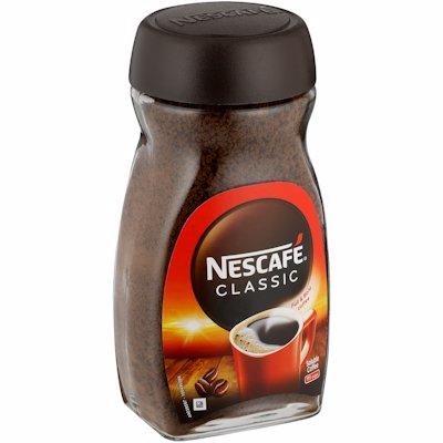 NESCAFE CLASSIC INSTANT COFFEE 200G