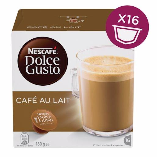NESCAFE DLC GST CAFEAULAIT 160GR