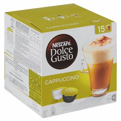DOLCE GUSTO CAPSULES CAPPUCINO 349.5