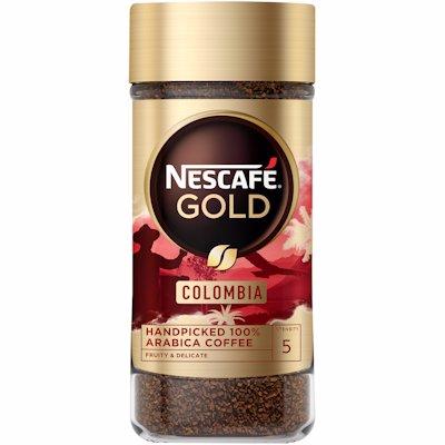 NESCAFE GOLD COLUMBIA COFFEE 200G