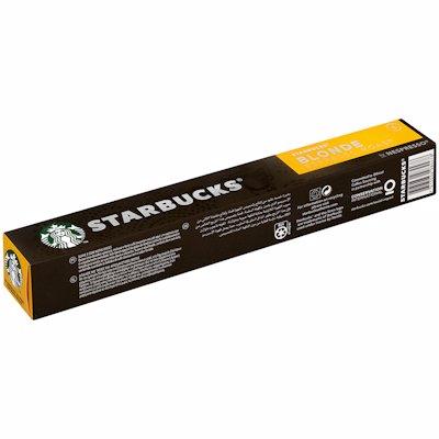 STARBUCKS CAPSULES BLONDE ESPRESSO ROAST 53GR
