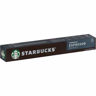 STARBUCKS ESPRESSO NESPRESSO CAPSULES 57GR