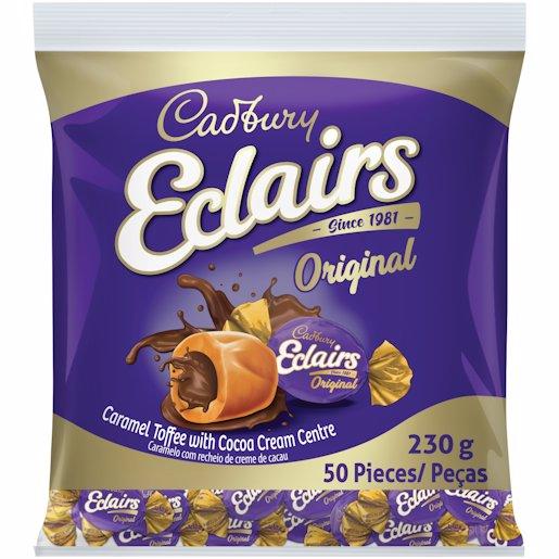 Cadbury Eclairs Original 230G