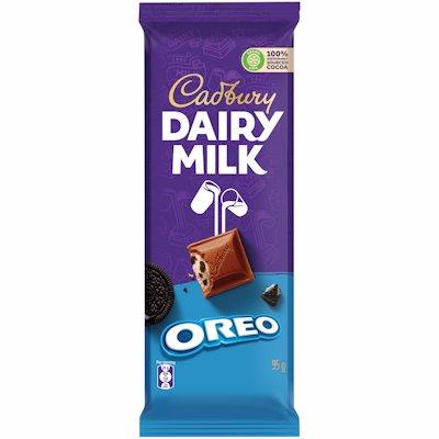 CADBURY OREO CHOCOLATE SLAB 95G