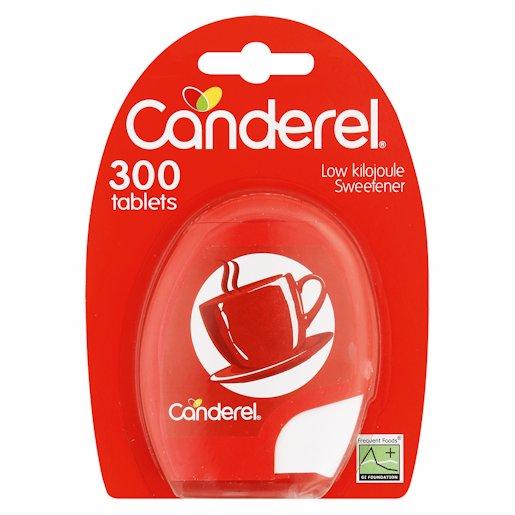 CANDEREL SWEETNER TABLETS 300'S