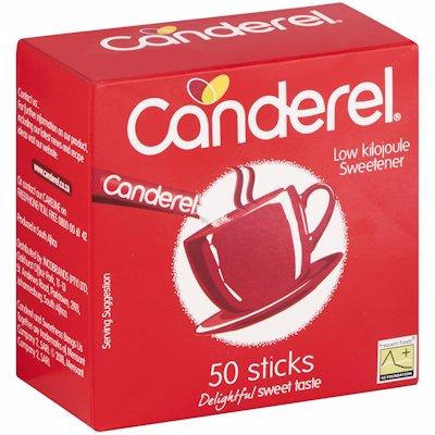 CANDEREL SWTNER STICKS 50'S