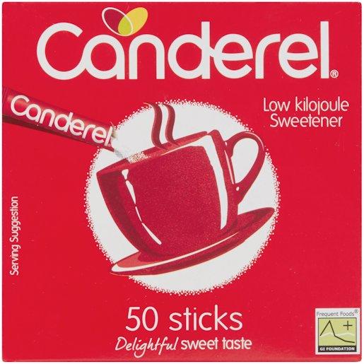 CANDEREL SACHETS STICKS 50'S