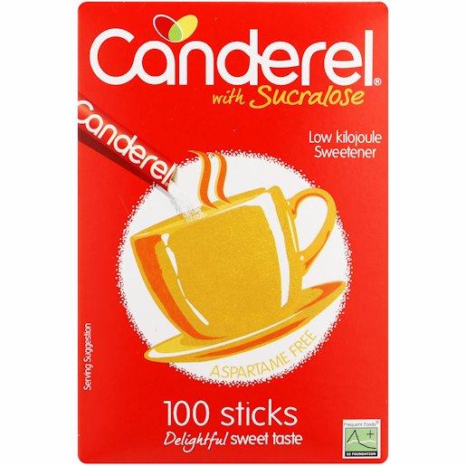 CANDEREL YELLOW STICK SAC 100'S