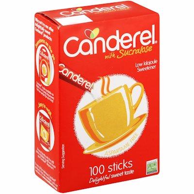 CANDEREL STICKS 100'S