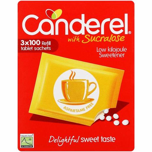 CANDEREL TABLET REF 300'S