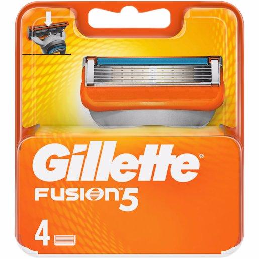 GILLETTE FUSION CART 4'S
