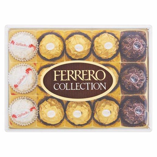 FERRERO COLLECTION T15 172GR
