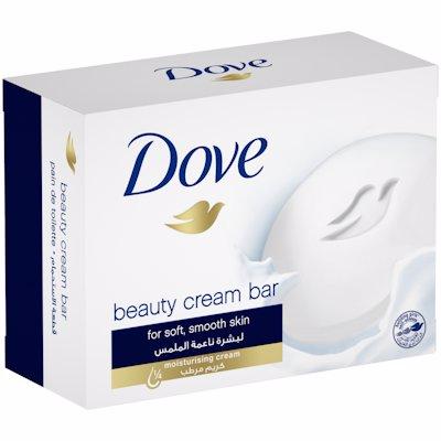 DOVE BEAUTY CREAM BAR WHITE 100G