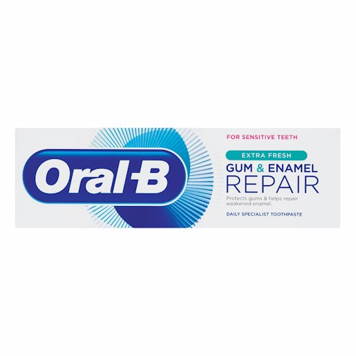 ORAL B T/P EXTRA FRESH 75ML