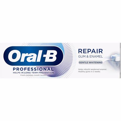 ORAL B T/P GENTLE WHITEN 75ML