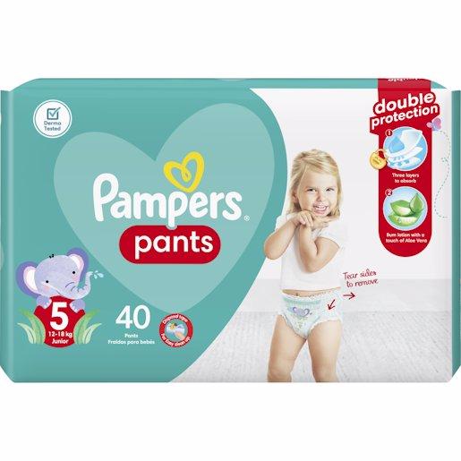 PAMPERS PANTS VP JUN 40'S