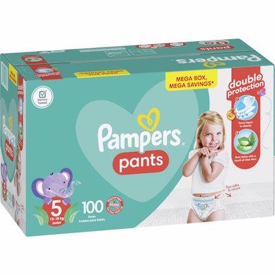 PAMPERS PANTS MP JUN 100'S