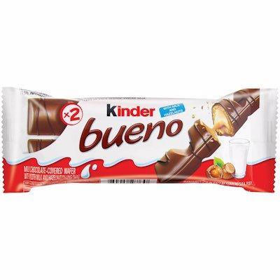 KINDER BUENO CHOC BAR T2 43G