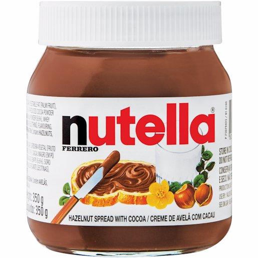 NUTELLA NUT SPREAD 350GM