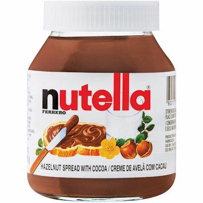 NUTELLA CHOCOLATE SPREAD 180GR 180GR