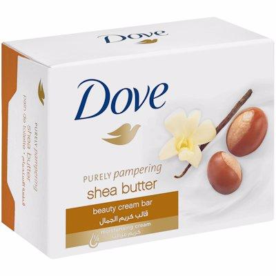 DOVE SOAP SHEA BUTTER 100G