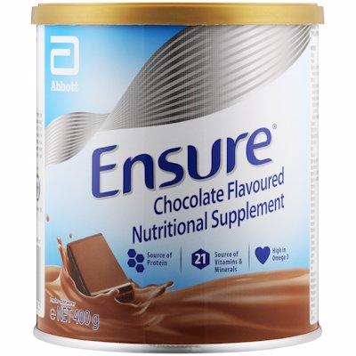 ENSURE CHOCOLATE POP 400G