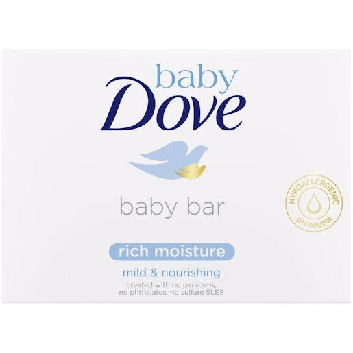 DOVE BABY SOAP R/MOIST 75GR