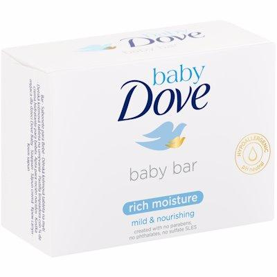 DOVE BABY SOAP 75G