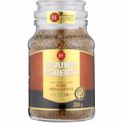 DOUWE EGBERT INSTANT COFFEE INDULGE 200G