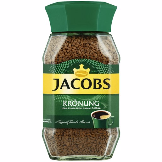 JACOBS KRONUNG RICH AROMA. 200GR
